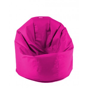 Fotoliu Beanbag Relaxo XL - Panama Pink (pretabil si la exterior) umplut cu perle polistiren