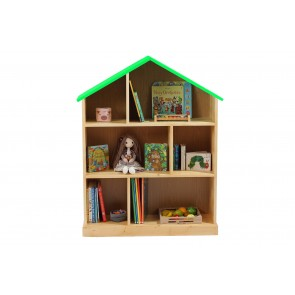 Biblioteca BookHouse - Light Green