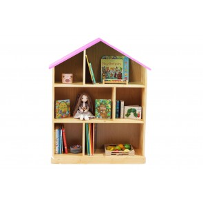 Biblioteca BookHouse - Candy Pink