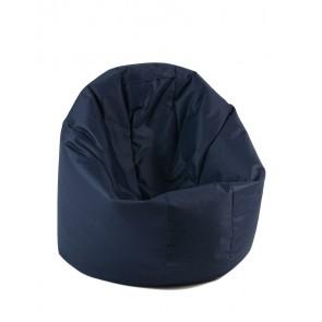 Fotoliu Beanbag Relaxo XL - Teteron Bleumarin (pretabil si la exterior) umplut cu perle polistiren
