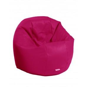 Fotoliu Beanbag Relaxo - Panama Pink (pretabil si la exterior) umplut cu perle polistiren
