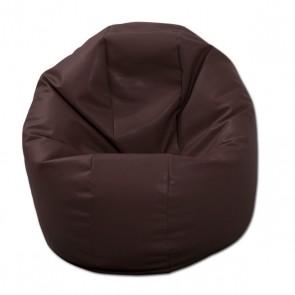 Fotoliu Puf pentru Copii (2-14 ani) Relaxo - Venghe (Gama Premium PU) umplut cu perle polistiren