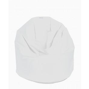 Fotoliu Beanbag Relaxo XL - Panama Snowflake (pretabil si la exterior) umplut cu perle polistiren