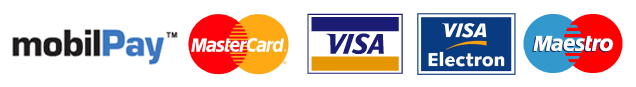 plata cu cardul online pe Pufrelax - Visa / Mastercard / Visa Electron / Maestro
